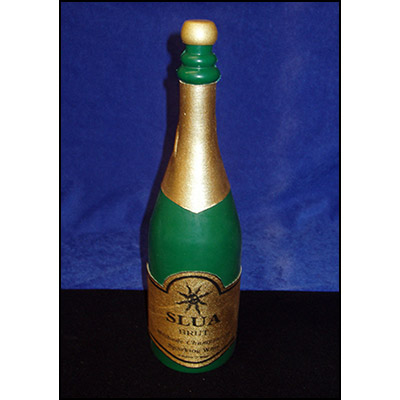 Vanishing Champagne Bottle - (Soft Bottle) Trick