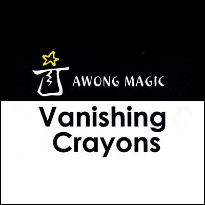 Vanishing Crayons by Alan Wong - Trick