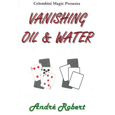 Vanishing Oil and Water by Wild-Colombini Magic - Trick