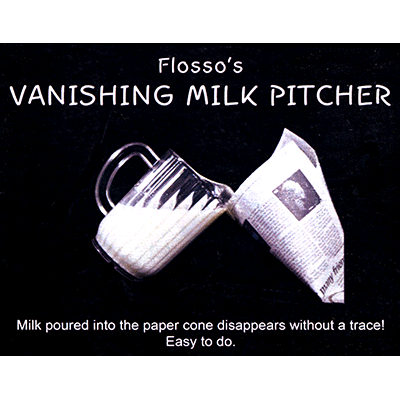 Vanishing Milk Pitcher