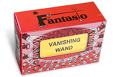 Vanishing Wand (Black)