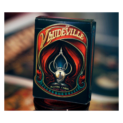 The Vaudeville Deck by The Blue Crown - Trick
