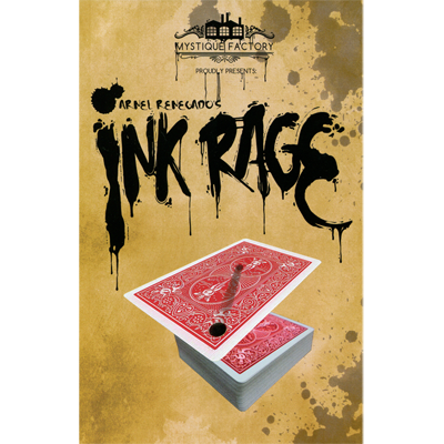 INKRage by Arnel Renegado and Mystique Factory Video DOWNLOAD