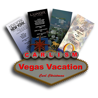 Vegas Vacation by Carl Christman - Trick