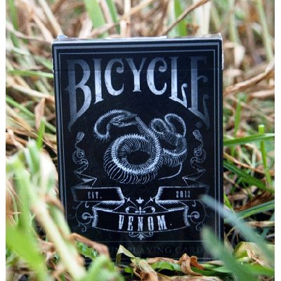 Venom Deck - US Playing Cards