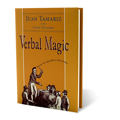 Verbal Magic by Juan Tamariz - Book