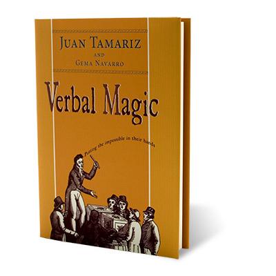 Verbal Magic - Juan Tamariz - Libro de Magia