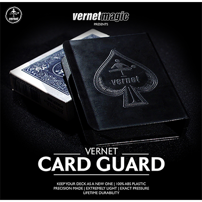 Vernet Card Guard (Black) by Vernet - Trick