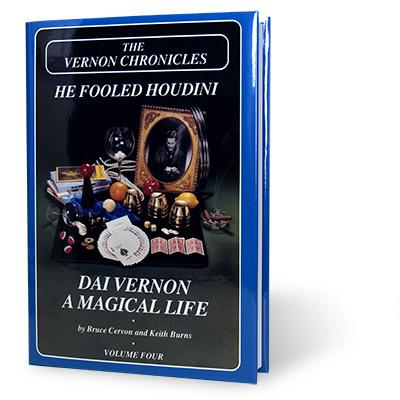 Vernon Chronicles # 4 - Libro de Magia
