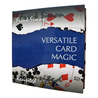 Versatile Card Magic Revisited -  Simon - Libro de Magia