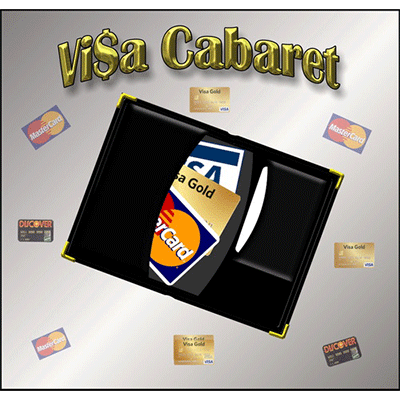 Visa Cabaret by Heinz Minten - Trick