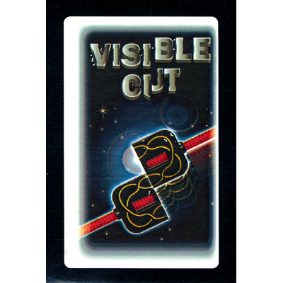 Visible Cut by Vincenzo Di Fatta