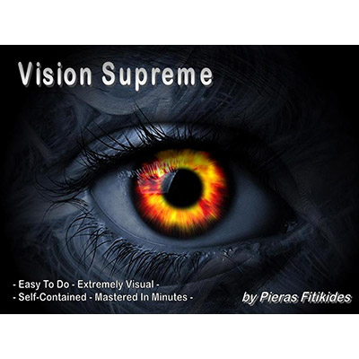 Vision Supreme by Pieras Fitikides - Trick