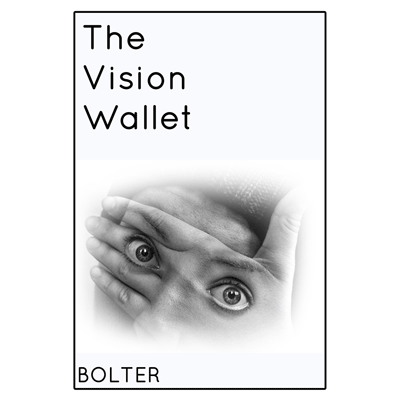 The Vision Wallet by Chris Bolter - Trick