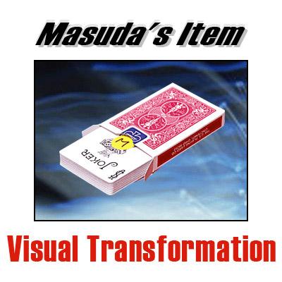 Visual Transformation by Katsuya Masuda - Trick