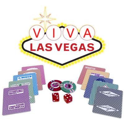 Viva Las Vegas by Max Maven - Trick