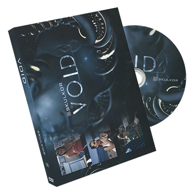 Void Red (DVD and Gimmick) by Skulkor - DVD