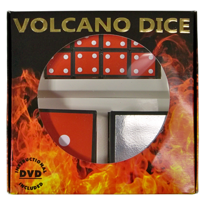 Volcano Die by Joker Magic - Trick
