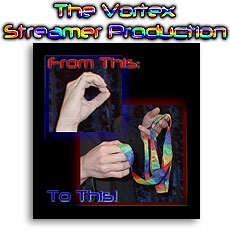 Vortex Streamer Production Berry