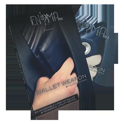 Wallet Weapon - Lloyd Barnes - DVD