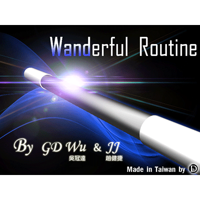 The Wanderful Routine by GD Wu & JJ - Trick