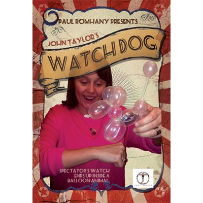WATCH DOG by John Taylor & Paul Romhany (Pro-Series 12)  - Book