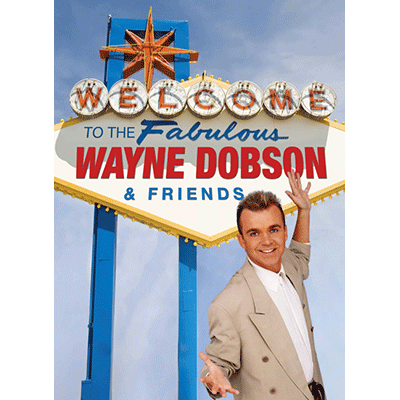 Wayne Dobson and Friends - Book