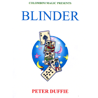 Blinder by Wild-Colombini Magic - Trick