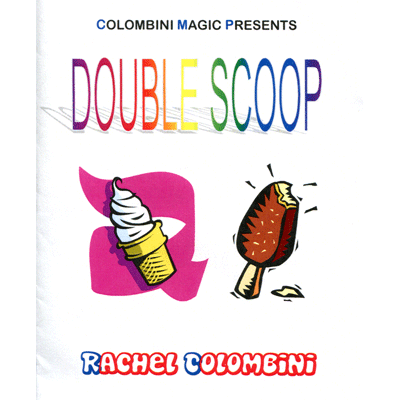 Double Scoop by Wild-Colombini Magic - Trick
