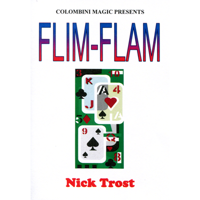 Flim-Flam by Wild-Colombini Magic - Trick
