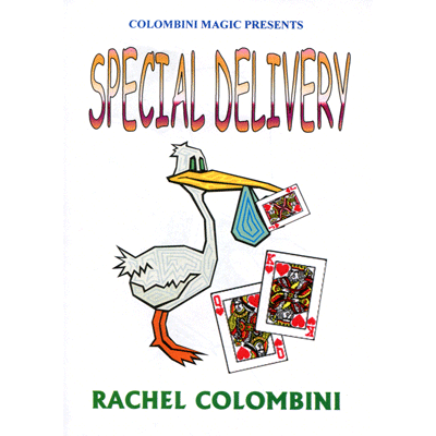 Special Delivery by Wild-Colombini Magic - Trick