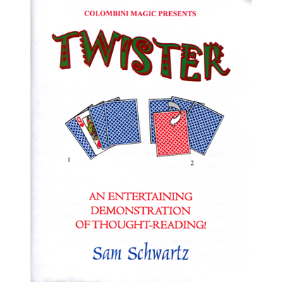 Twister by Wild-Colombini Magic - Trick