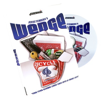 Wedge (DVD and Gimmick) by Jesse Feinberg - DVD