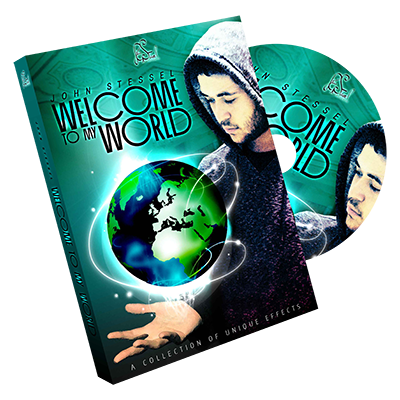 Welcome To My World by John Stessel - DVD