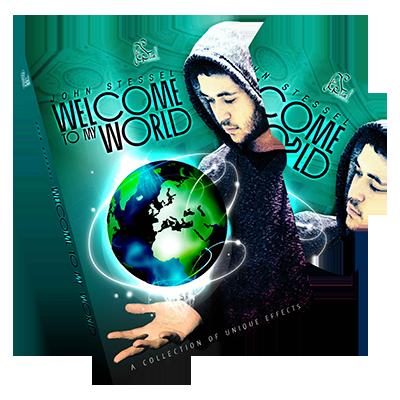 Welcome To My World - John Stessel - DVD