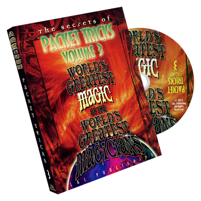 The Secrets of Packet Tricks (World's Greatest Magic) Vol. 3 - DVD by L&l Publishing