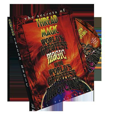 Thread Magic (Worlds Greatest Magic) - DVD