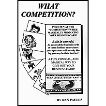 What Competition by Dan Paulus - Trick