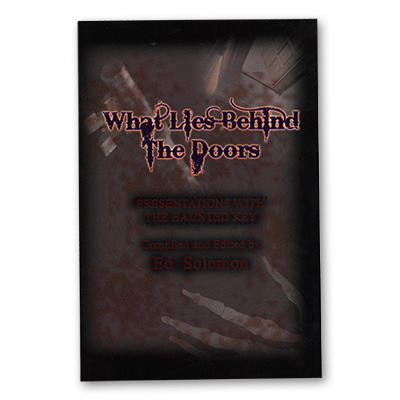 What Lies Behind - Presentations for the Haunted Key - BOOK