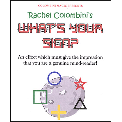 What's Your Sign by Rachel Colombini - Trick