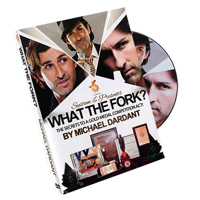 What The Fork - Michael Dardant - DVD