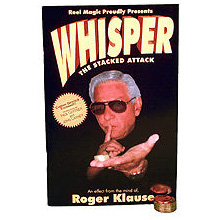 Whisper by Roger Klause - Trick