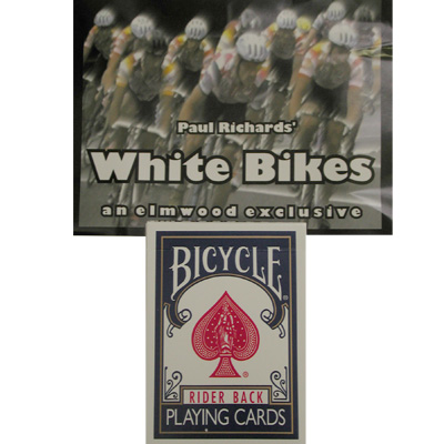 White Bikes by Paul Richards - Trick