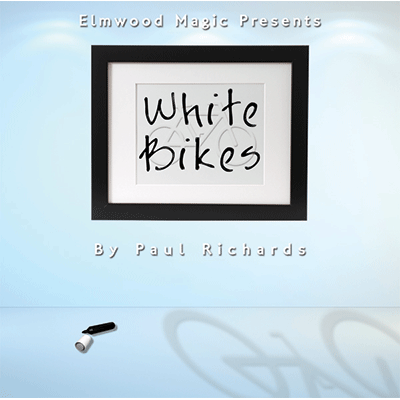 White Bikes (2013) by Paul Richards