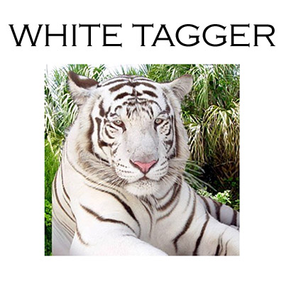 White Tagger by James Biss - Trick