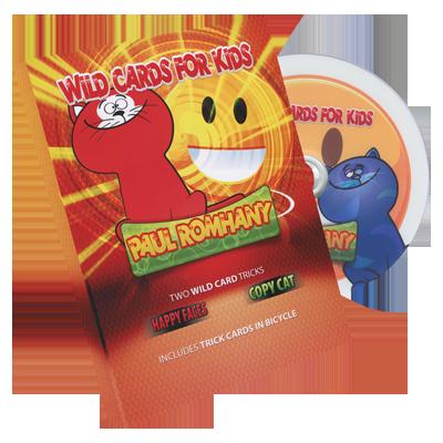 Wild Card Tricks For Kids Paul Romhany