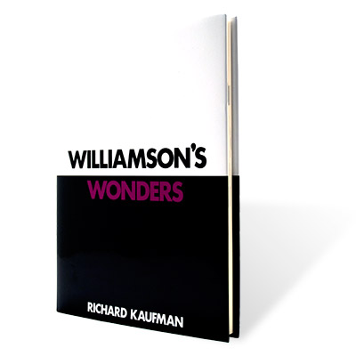 Williamson's Wonders by Richard Kaufman and David Williamson - Book