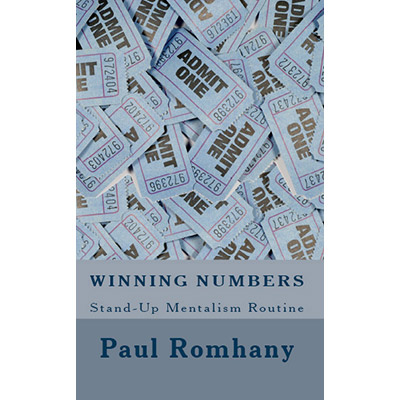 Winning Numbers (Pro Series Vol 1) by Paul Romhany - Book