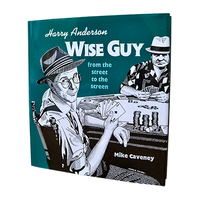 Wise Guy - Harry Anderson - Libro de Magia