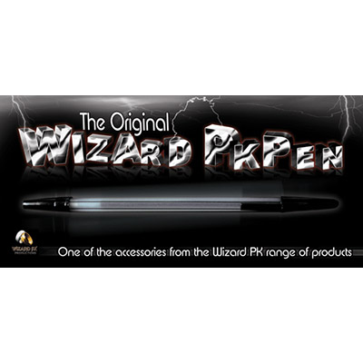 Wizard PK Pens (Two Pens per unit) by World Magic Shop - Trick
